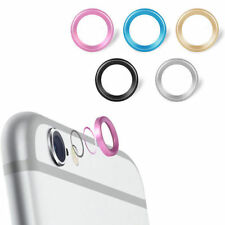 10xMetal Rear Camera Lens Cover Protector Installed Ring Circle for iPhone6/6S