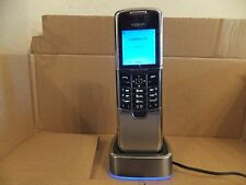 Nokia Slide 8800 - Silver (Unlocked) Smartphone  WORKS WORLDWIDE