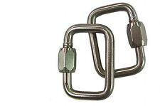 Rescue carabiner 8mm
