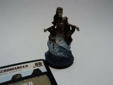 Lich Necromancer Dungeon Command Dungeons and Dragons Miniatures D&D Curse