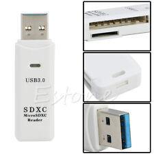MINI 5Gbps Super Speed USB 3.0 Micro SD/SDXC TF Card Reader Adapter Mac OS Pro