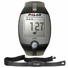 Polar FT1 Fitness Training Black Heart Rate Monitor Large