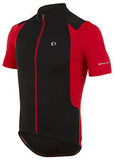 Pearl Izumi Select Pursuit Bike Cycling Jersey Black/True Red - Small