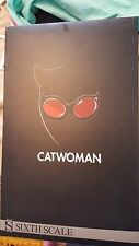 SIDESHOW COLLECTIBLES CATWOMAN 1/6 SCALE FIGURE BATMAN RARE MUST SEE!