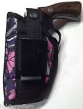 "Muddy Girl Gun holster For Smith & Wesson 38 Special 5 shot With 2"" Barrel"