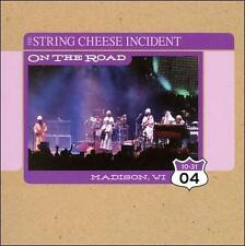 String Cheese Incident On the Road Madison WI (3x CD) NEW Sealed Jam Band