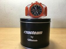 Used - Reloj Watch MACTEAM by Altanus - Chronograph Orange Rubber - NOT WORKING