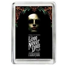 Love Never Dies. The Musical. Fridge Magnet.