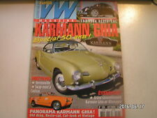 **a Super VW Magazine n°194 Karmann Ghia / Karmann 1961