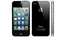 Apple iPhone 4S 16GB Factory Unlocked - BLACK - (Imported)