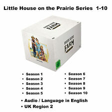 Little House on the Prairie Series 1-10 Seasons 1 2 3 4 5 6 7 8 9 10 DVD Box Set