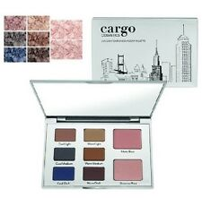 New Contour Assorted Color Eye Shadow Palette Cargo Cosmetics Authentic