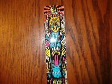 FLIP SKATEBOARDS OLD RARE TOM PENNY TOTEM POLE CREATURES SKATEBOARD STICKER