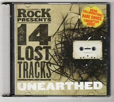 (GS328) 14 Lost Tracks Unearthed, various artists - 2007 - Classic Rock CD