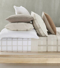 Flannelette Sheet Set | Clive Taupe | 100% Cotton | Soft & Fluffy | King Single