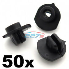 50x Bumper to Wing Corner Grommet for some Honda vehicles- Bumper screw grommet