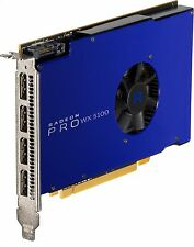 AMD Radeon Pro WX 5100 100-505940 8GB 256-bit GDDR5 Video Cards - Workstation