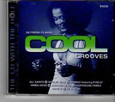 (FH532) Cool Grooves, 38 tracks various artists - 1998 CD