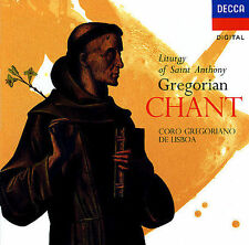 ; Gregorian Choir Of Lisbon-Canto Gregoriano - Liturgy Of CD NEW