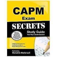 CAPM Exam Secrets Study Guide : CAPM Test Review for the Certified Associate...