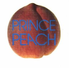 """PRINCE  Peach & My Name Is Prince  PICTURE SLEEVE 7"""" 45 record + juke strip NEW"""