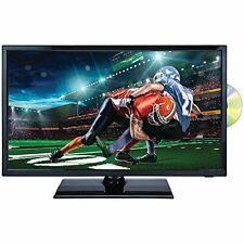 "NEW Naxa NTD-2255 22"" 1080p LED HDTV & DVD/Media Player USB SD AC/DC Remote HDMI"