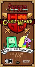 Adventure Time Card Wars Collectors Pack 2: BMO vs. Lady Rainicorn Game