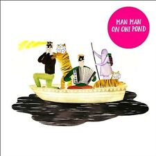 MAN MAN - ON ONI POND  CD NEU