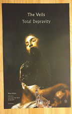 Music Poster Promo The Veils - Total Depravity