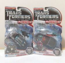 TransFormers Movie MechTech Autobot Armor Topspin Darksteel Lot DOTM G1 MOSC AOE