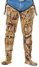 New Neoprene Reversible Hip Wader Fishing/Hunting Sz Small Wetlands Camo