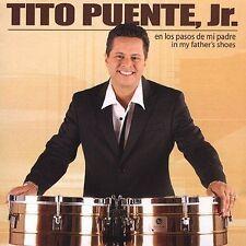 Puente Jr, Tito En Los Pasos De Mi Padre CD ***NEW***