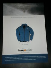 2000 - TRANG WORLD CLOTHING VETEMENTS ROPA-AD PUBLICITE ANUNCIO - SPANISH - 0935