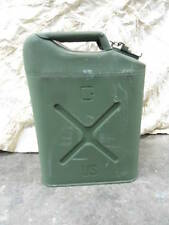 U.S. Military 5 Gallon Metal Jerry Gas Can