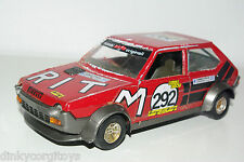 BBURAGO BURAGO 168 FIAT RITMO ABARTH RALLY EXCELLENT CONDITION