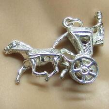 Argento di seconda mano cabina Hanson & cavallo Charm