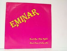 "EMINAR ""FIRST TIME I SAW HER / GOODBYE CITY LIGHTS"" 45w/PS MINT  GARAGE"