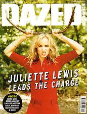DAZED &CONFUSED 9/2005 JULIETTE LEWIS Sasha Pivovarova BJORK Behati Prinsloo NEW
