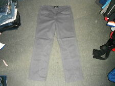 "Lee Cooper Straight Large Waist 36"" Leg 32"" Faded Grey Ladies Jeans"