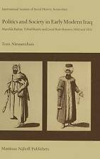 Politics and Society in Early Modern Iraq, T. Nieuwenhuis