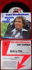 Single Curt Borkmann: Hasta la Vista (CBS Blitzinfo)