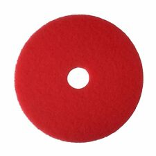 "3M rouge nettoyage polissage floor pads 17"", lot de 5"