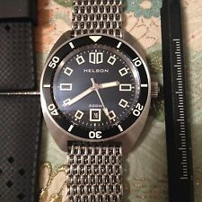 HELSON Spear Diver Frame Dial Automatic Watch
