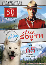 Due South: Complete Canadian Paul Gross TV Series Seasons 1 2 3 Boxed DVD Set