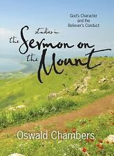 Studies in the Sermon on the Mount : God's Character and the Believer's...