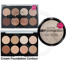 Technic Colour Fix Cream Foundation Contour Palette & Get Gorgeous Compact Duo
