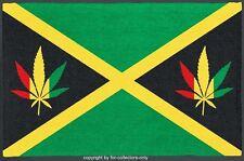 Fußmatte Jamaika Leaf Türmatte Fussmatte Schmutzmatte