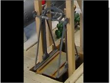 O/On3/On30 OR S/Sn3 WISEMAN MODEL SERVICES MINE HOIST CAGE KIT