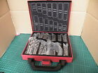99c HSS Drill Bit Set 1.5mm to 10mm SEE CONTENT LIST Includes Store Case 01061k4