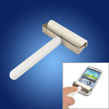 New Anti-static Silicone Roller LCD Cleaner White For Push Screen Protect Film